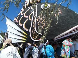 鯛祭り 7月25日 1