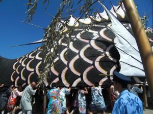 鯛祭り7月25日 2