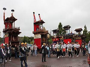 GOGO山車祭り2010/10/31