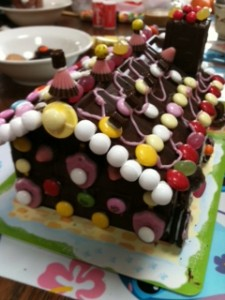 お菓子のお家2