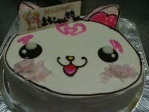 誕生日会 ケーキ