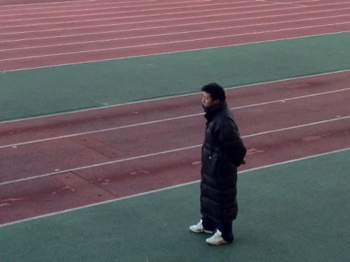 サッカーコーチM